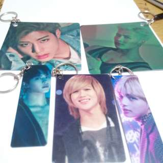 Kpop Keychains bundle
