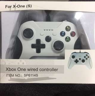 Xbox One Wired Controller For X-One (S)