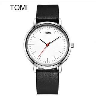 Men tomi dress watch