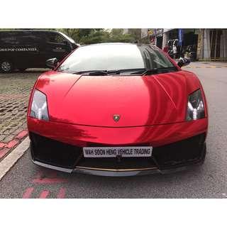 Lamborghini Gallardo Auto