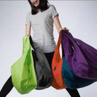 Waterproof bag convenience shopping bag foldable bag
