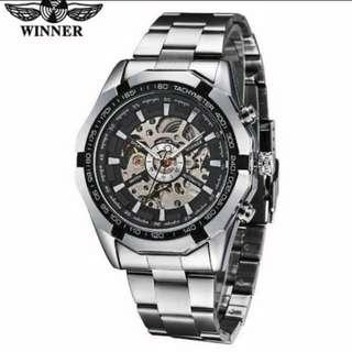 Winner bracelet luxury watch auto mechanical
