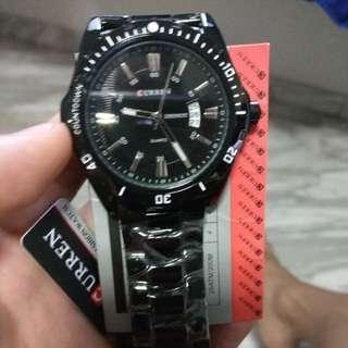 Curren men luxury bracelet watch