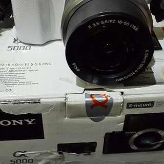 Sony a5000 brand new