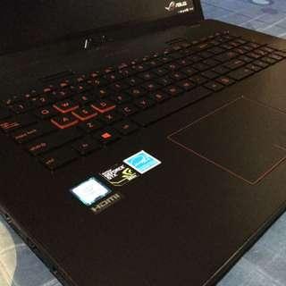 ASUS ROG Core i7 6700HQ ( GL752VL )