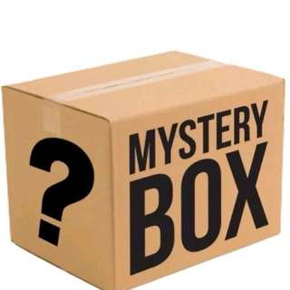 MYSTERY BOX (DESCRIPTION)