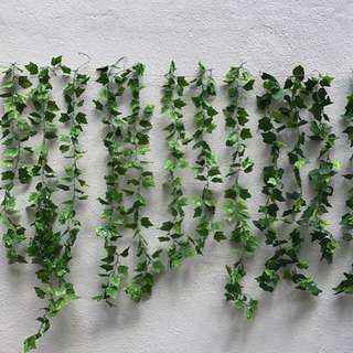 (INSTOCK) Leaf Vines Deco for Parties