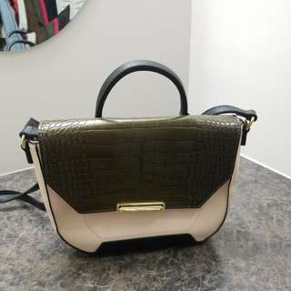 ninewest sling bag never used