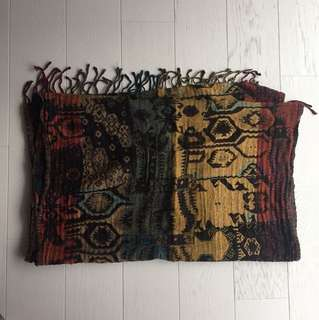 Wilfred Patterned Scarf