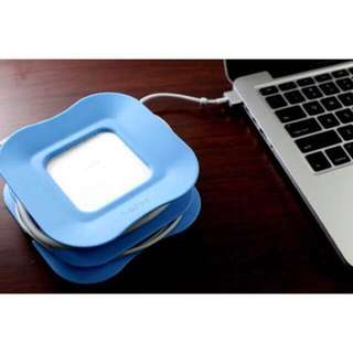 Powercurl MacBook's Magsafe Protector