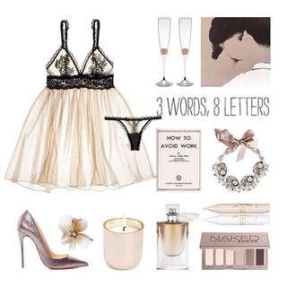 透明蕾絲性感刺繡睡衣