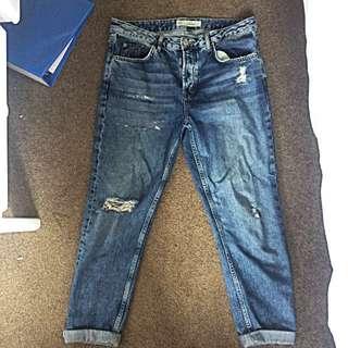 Top Shop Hayden Jeans