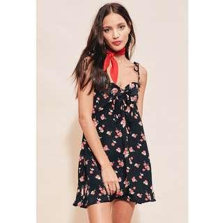 For Love and Lemons Cherry Tank Dress