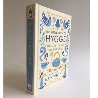 *Great Christmas Gift* The Little Book of Hygge: The Danish Way to Live Well (OP: $24.61)