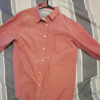 Red shirt Large
