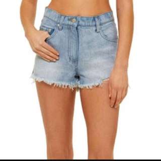 Kookai Ila Denim Shorts