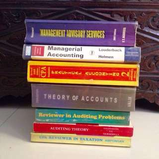 Authentic Accounting Books