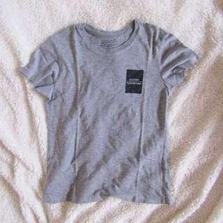Grainy Gray Shirt