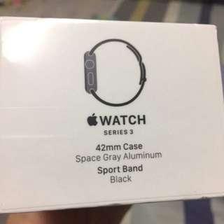 🚚 Apple Watch s3 全新未拆封