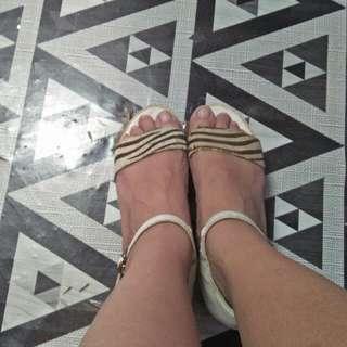 Korean sandal wedge