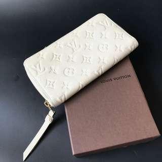 Preloved LV Zippy Wallet