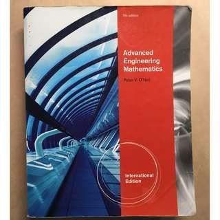 🚚 Advanced Engineering Mathematics  international edition 7edition