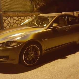 Jaguar XF 3.0 Auto V6 Luxury