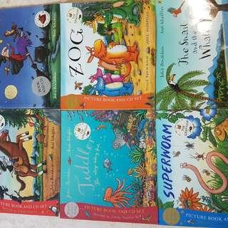 Julia donaldon books