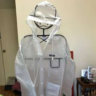 2 x Size 14 Raincoats