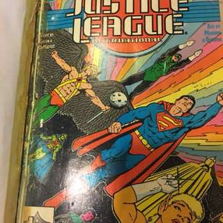 The Justice League. For Kids . Or Kid in You