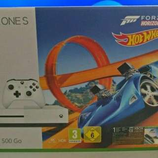 Xbox One S 500GB Forza 3 Hot Wheels special edition