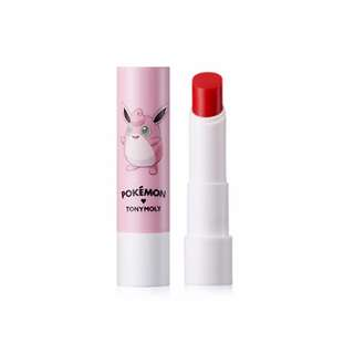 🍓SALE🍓TONYMOLY Lip Care Stick ( Pokemon Edition) 3.3g