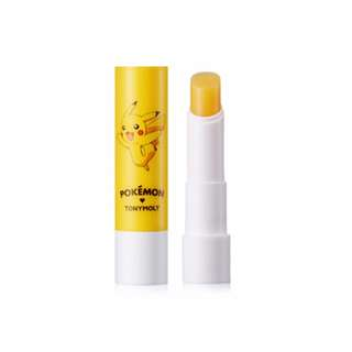 🍋SALE🍋TONYMOLY Lip Care Stick ( Pokemon Edition) 3.3g