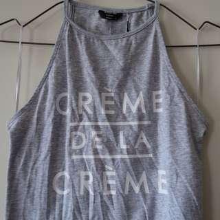 Creme De Le Creme Bodysuit