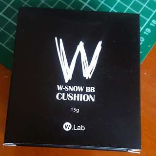 W.Lab W.Snow BB Cushion Cream