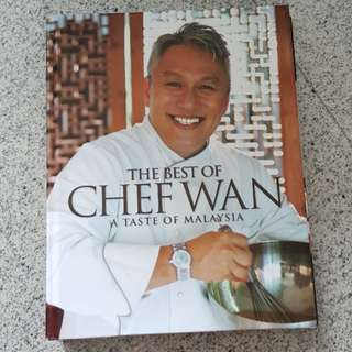Best of Chef Wan cook book
