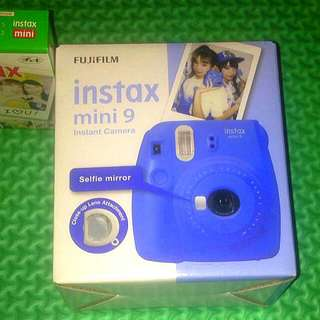 Polaroid Fujifilm Instax Mini 9