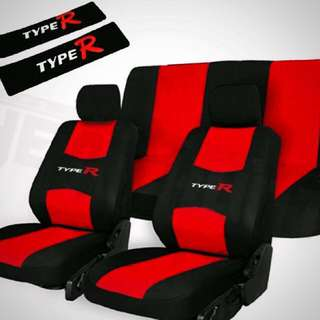 **FOR SALE QUALITY AND AFFORDABLE Head Hunters Type R Universal Fit Mesh Car Seat Cover Set FOR ONLY P1,999.75**