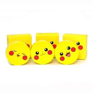 💛SALE💛TONYMOLY Pikachu Mini Cushion Blusher (Pokemon Edition) 9g