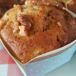 Carrot Raisin n Walnut Muffin
