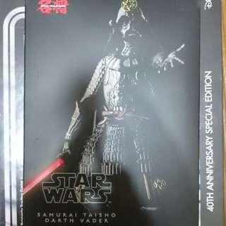 Star Wars Samurai Taisho Darth Vader movie realization