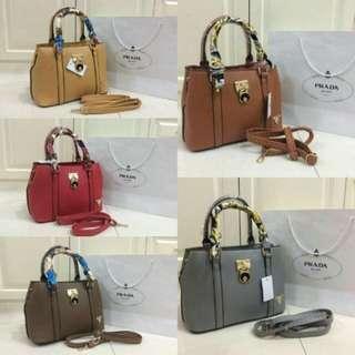 Womens Prada Sling Bag