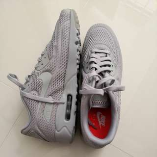 Nike Airmax grey shoes