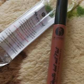 Authentic be organic lipstick #Rosewood