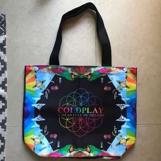 Coldplay A Head Full of Dreams Official Merchandise