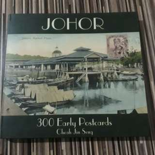 early postcards johore