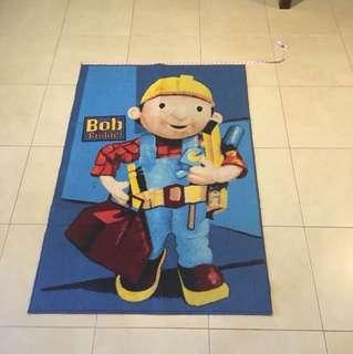 Bob The Builder rug
