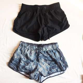 BUNDLE H&M ACTIVEWEAR SHORTS