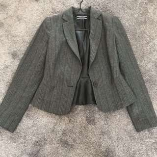Basque women's suit jacket and skirt
