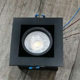 LED Down Light (casing with bulb included)
